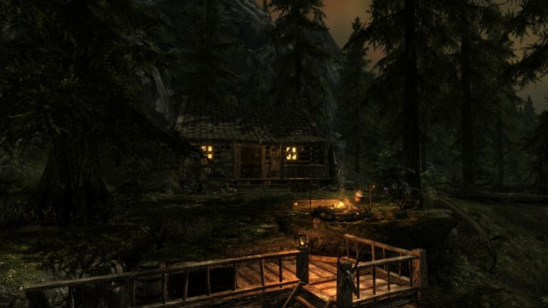 General Stores for Hunters Cabin of Riverwood
